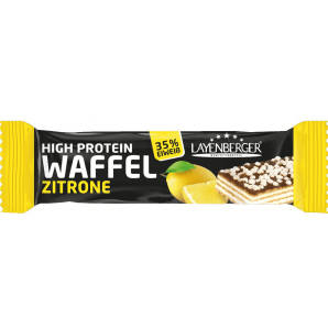 Layenberger High Protein Wafer Lemon (40g)