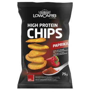 Layenberger Chips High-Protein Paprika (75g)