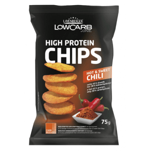 Layenberger Chips High Protein Hot & Sweet Chili (75g)