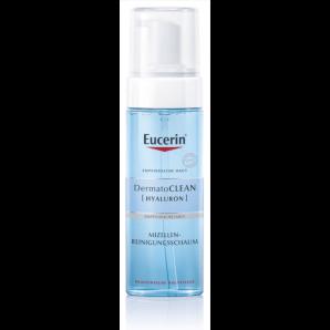 Eucerin DermatoCLEAN cleansing foam (150ml)
