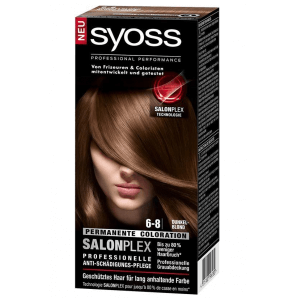Syoss Baseline 6-8 dark blonde