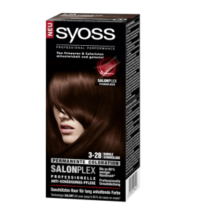 Syoss Baseline 3-28 dark chocolate