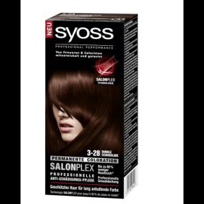 Syoss Baseline 3-28 Dunkle Schokolade