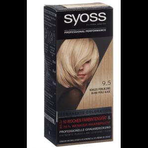 Syoss Baseline 9-5 blonde perle fraîche