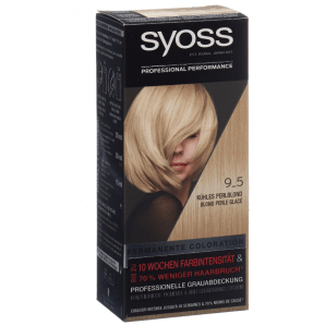 Syoss Baseline 9-5 cool pearl blonde