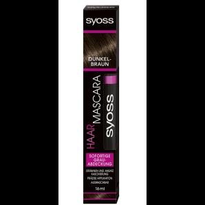 Syoss hair mascara dark brown (16ml)