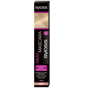 Syoss hair mascara light blonde (16ml)