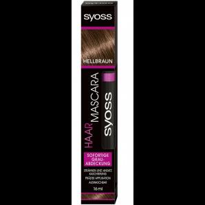 Syoss hair mascara light brown (16ml)