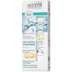 Lavera Basis Sensitive Anti-Wrinkle Eye Cream (15ml)