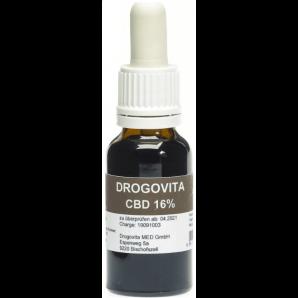 Drogovita Öl Tropfen 16% (20ml)