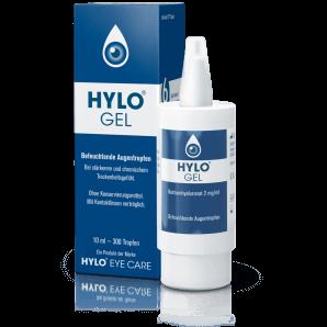 Hylo - Gel Augentropfen (10ml)
