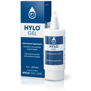 Hylo Gel gouttes oculaires (10ml)