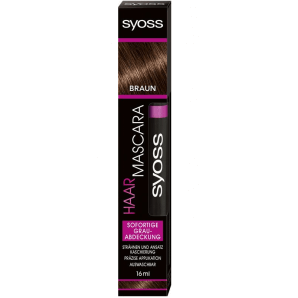 Syoss hair mascara chocolate brown (16ml)