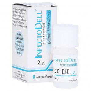 InfectoDell contre les verrues (2 ml)