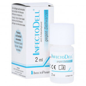 InfectoDell gegen Dellwarzen (2ml)