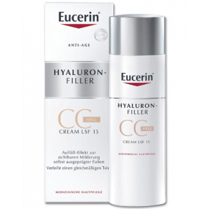Eucerin HYALURON-FILLER CC Cream Hell (50ml)