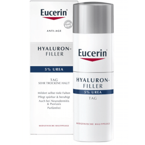 Eucerin HYALURON-FILLER 5% urea day cream (50ml)