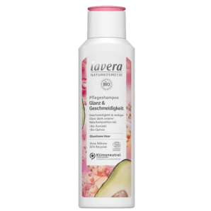 Lavera Pflegeshampoo Glanz & Geschmeidigkeit (250ml)