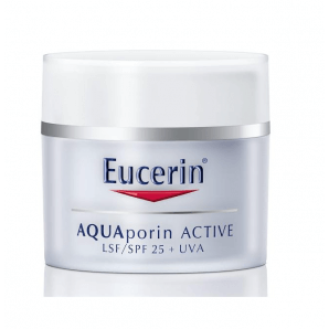Eucerin AQUAporin ACTIVE moisturizer with SPF 25+ (50ml)