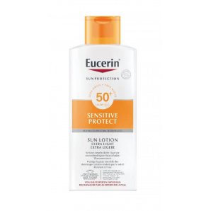 Eucerin Sensitive Protect Sun Lotion Extra Light LSF 50+ (400ml)