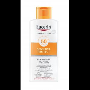 Eucerin Sensitive Protect Sun Lotion Extra Light SPF 50+ (400ml)
