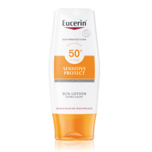 Eucerin Sensitive Protect Sun Lotion Extra Light LSF 50+ (150ml)
