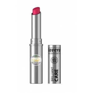 Lavera Beautiful Lips Brilliant Care Lipstick Q10 -Red Cherry 07- (1.7g)