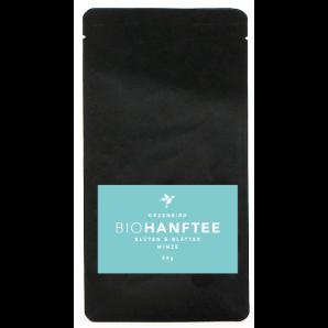 GREENBIRD organic hemp tea mint (35g)