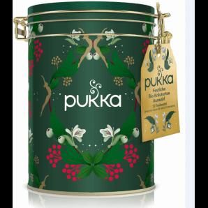 Pukka coffret cadeau vert (30 sachets)