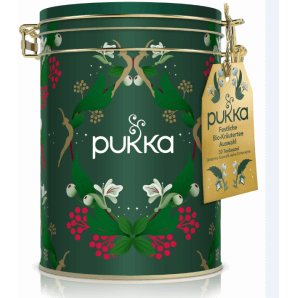Pukka gift box green (30 bags)