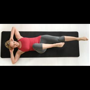 Sissel Superior exercise mat (anthracite)