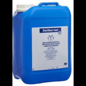 Sterillium med hand disinfection (5000ml)