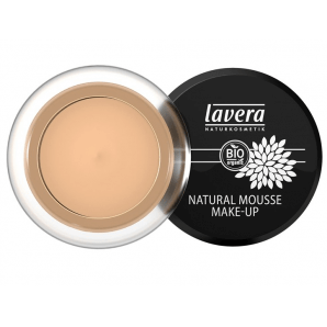 Lavera Natural Mousse Make up -Honey 03- (15ml)