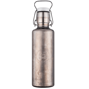 Soulbottle steel Industrial with handle (0.6l)