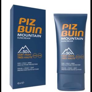 PIZ BUIN Mountain Cream SPF 50+ (40ml)