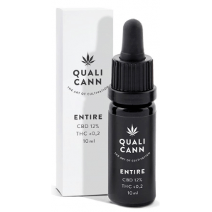 QUALICANN Öl Entire 12% (10ml)