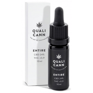 QUALICANN Öl Entire 24% (10ml)