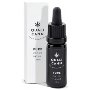 QUALICANN Öl Pure 6% (10ml)