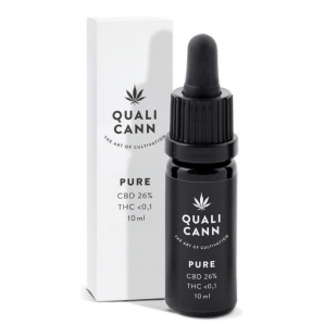 QUALICANN Öl Pure 26% (10ml)