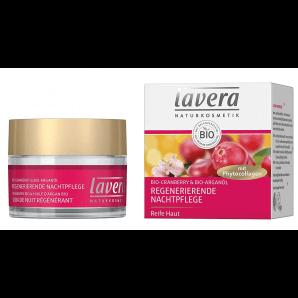 Lavera Regenerierende Nachtpflege Cranberry (50ml)