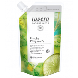 Lavera recharge de savon de soin frais (500ml)