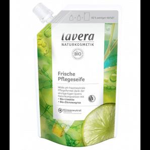 Lavera refill pouch fresh care soap (500ml)