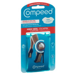 Compeed High Heel Blister Plasters (5 pieces)