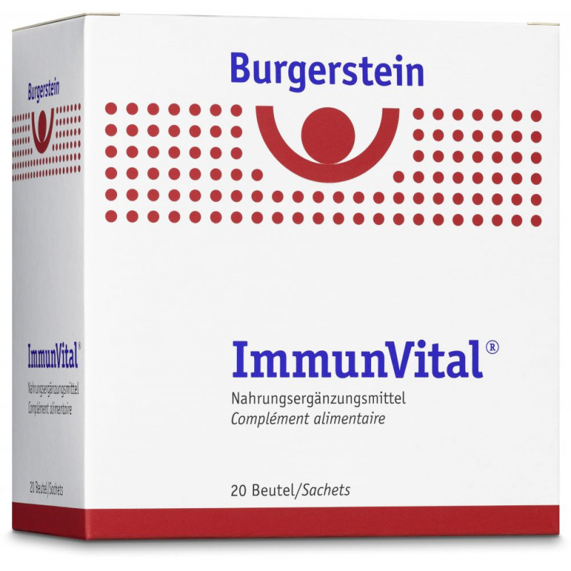 Burgerstein ImmunVital (20 bags)