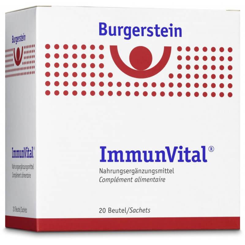 Burgerstein ImmunVital (20 Beutel)