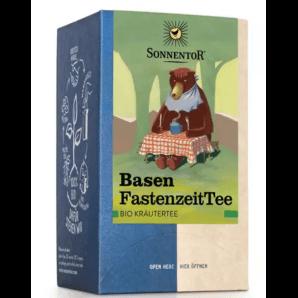 Sonnentor Basen Lent Tea (18x1.5g)