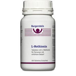 Burgerstein L-Methionin (100 pièces)
