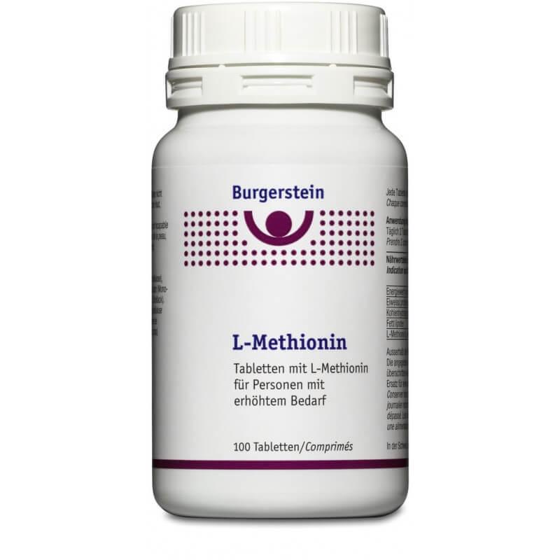 Burgerstein L-Methionin (100 Stk)
