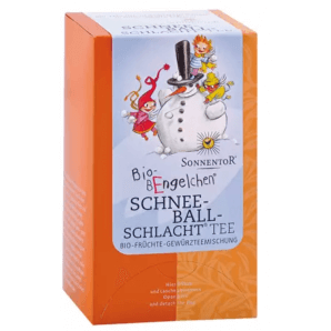 Sonnentor Organic Kid Snowball Fight Tea (20x2g)