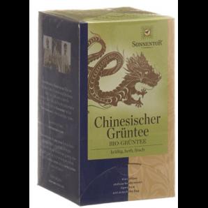 Sonnentor Chinesischer Bio Grüntee (18x1.5g)